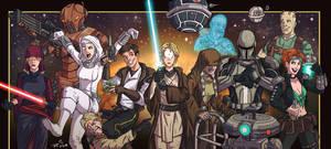 The Exiles Crew