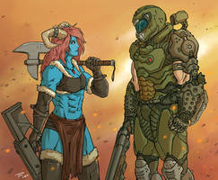 Zan and The Slayer