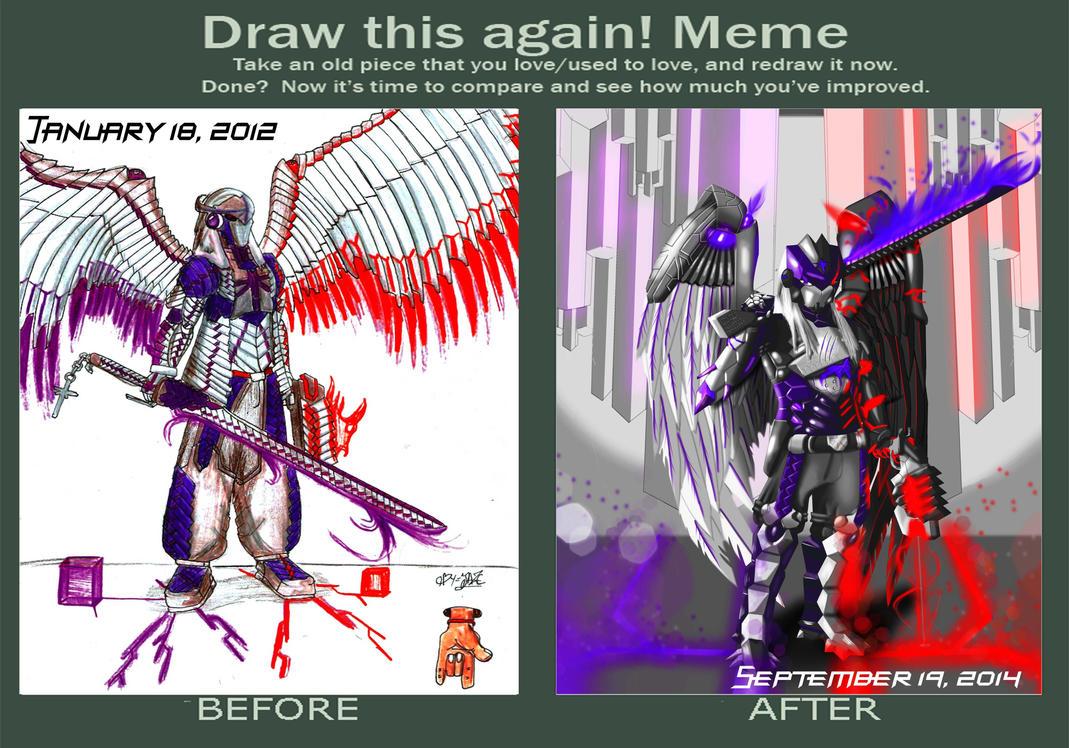 Draw it again by edardox
