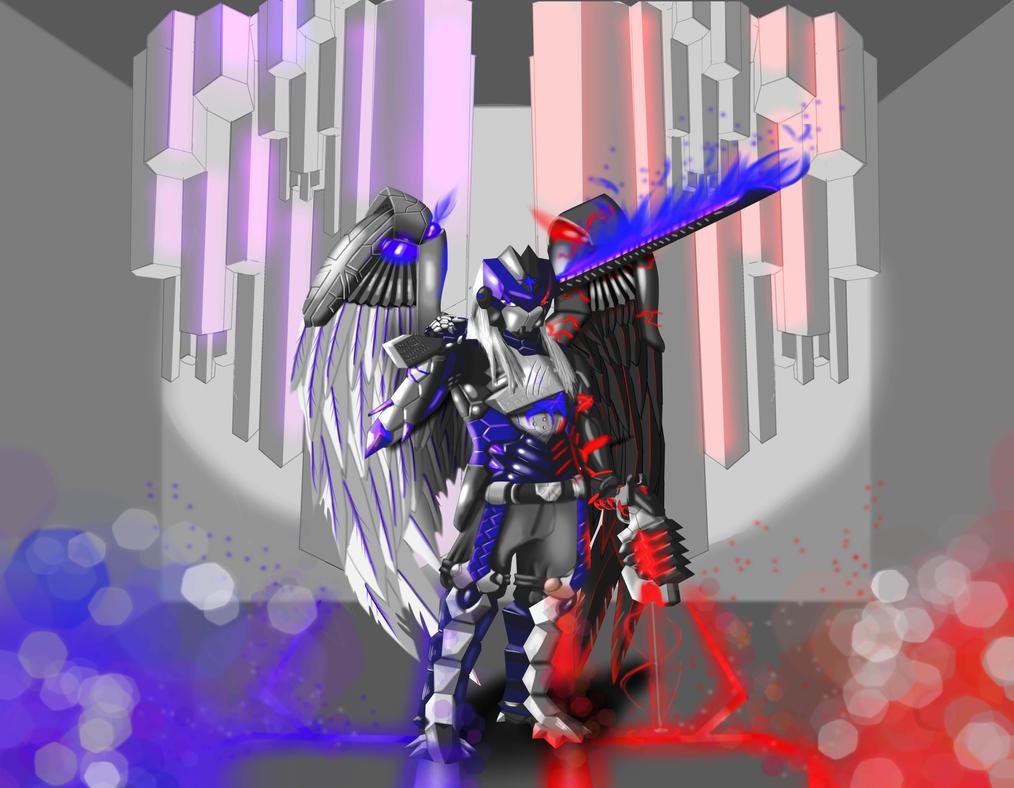 Mikael Royal Guard mode V2 by edardox