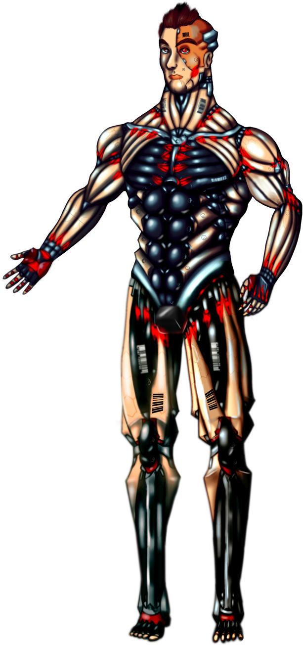 IN-human 2.0 (WIP) by edardox