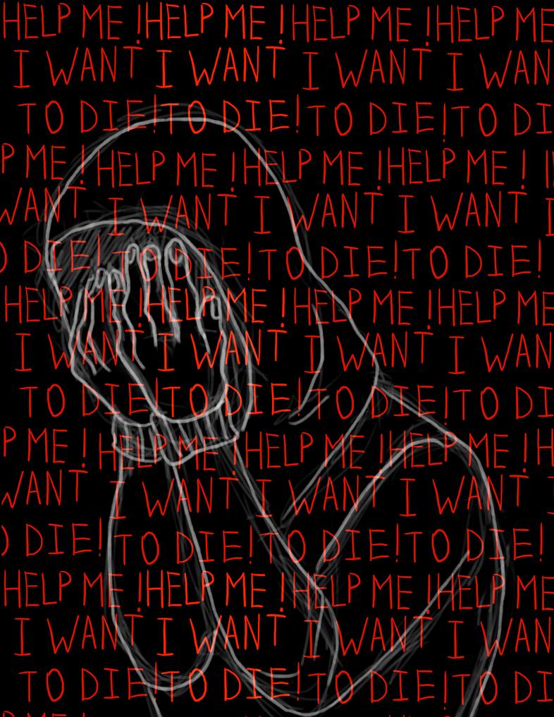 help me I want to die by Yamugavi