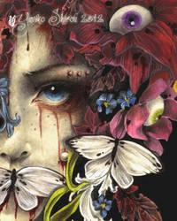 Flores by yuriko-shirou