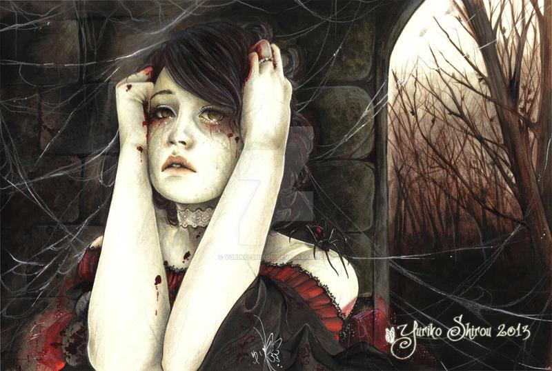 DESESPERACION by yuriko-shirou