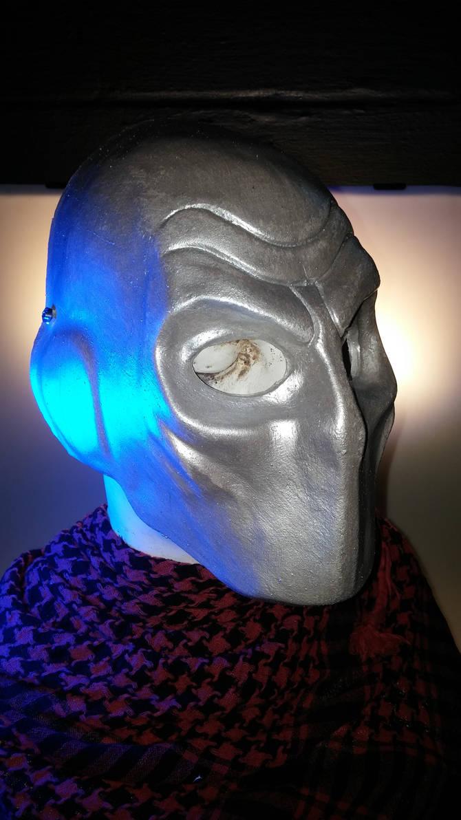 Deadshot Rebirth Styled Mask
