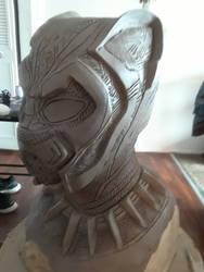 Black Panther - Bust Avengers: Infinity War