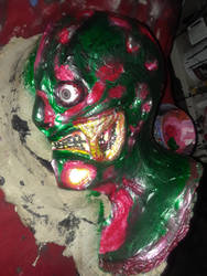 Two Face Latex Mask v2.0