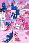Pinkie's Frosting Dream