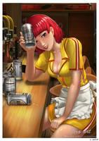 GOTM-CATHERINE 2 (Erica Anderson) by Azrail-GX