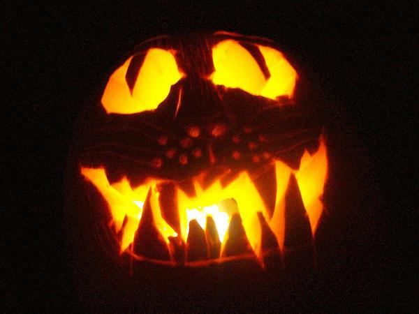 Happy Halloween - 2008 by CrystalMarineGallery