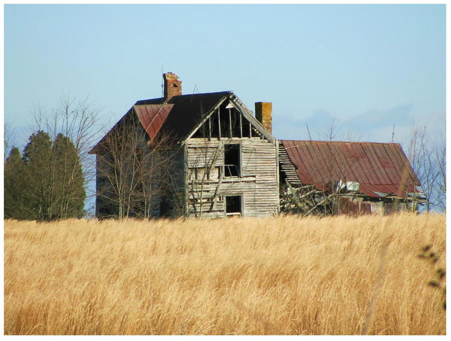 Greenback Farmhouse - Fipps Ln by Crystal-Marine