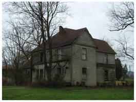 Old Farm House-Niles Ferry Rd by Crystal-Marine