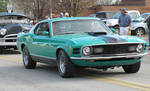 Mach 1 Mustang - Greenback