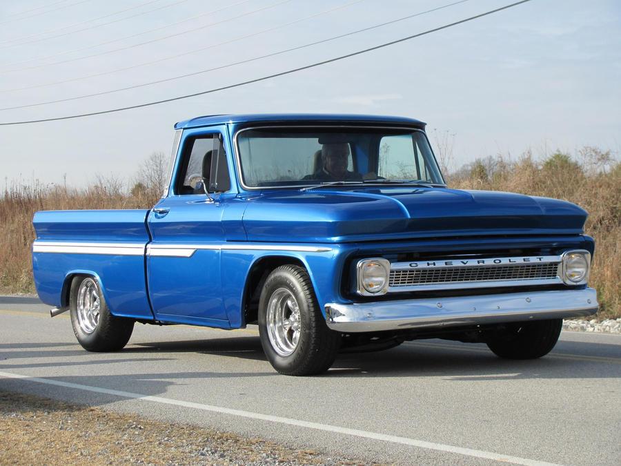 69 chevy truck restoration
