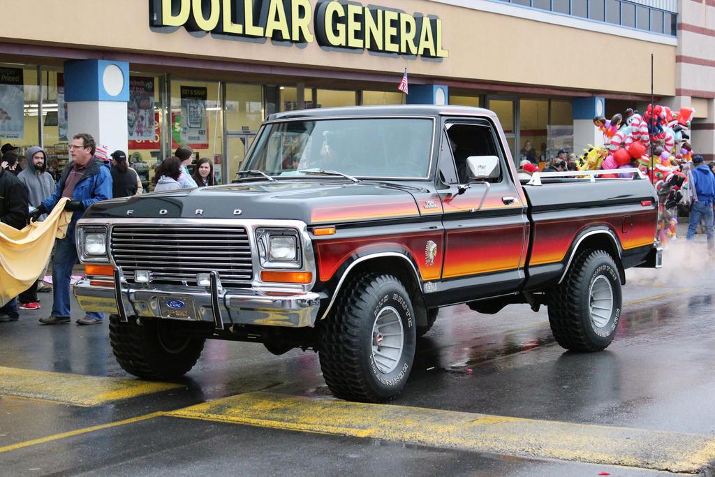 1978 Ford F150 Ranger   2013 By Crystal Marine ...