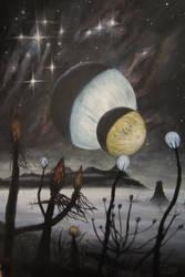 Alien world by Tunichtsogut