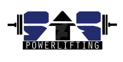 STS Powerlifting Logo