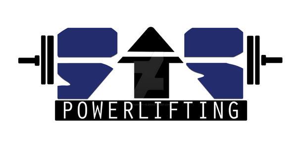 STS Powerlifting Logo by o--kAne101--o