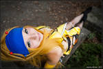 Rikku- Lady Luck II
