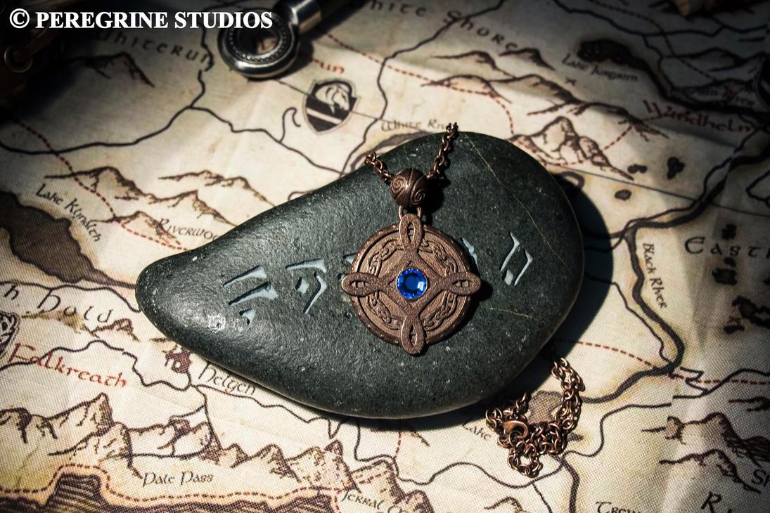 Amulet of Mara by PeregrineStudios