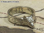Hircine's Ring (Polished Silver)