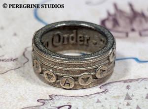 Zelda Songring - Oath to Order