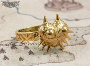 Ring - Majora's Mask (Polished Bronze)
