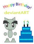 Happy Brithday deviantART