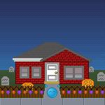 Emote Halloween Street Entry by sugarislife28
