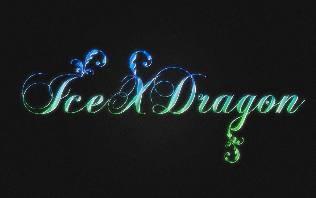 Icexdragon Gift by sugarislife28