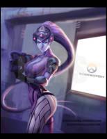 Widowmaker by ArtistNtraininG