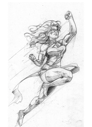 Ms Marvel by ArtistNtraininG