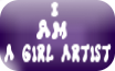 I Am A Girl Artist by VioletDemon