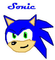 Sonic by Silverfur15