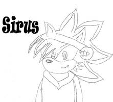 RQ: Sirus The Hedgehog by Silverfur15