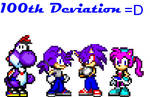 100th Deviation :D