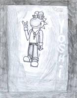 Yoshi Swagg by Silverfur15
