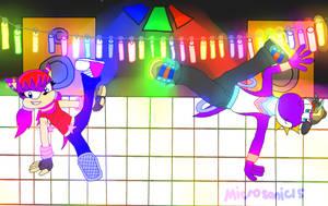 #61: Dance on the Dancefloor by Silverfur15