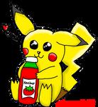 PikachuXKetchup
