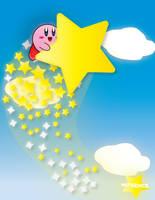 Kirby Warpstar by Silverfur15