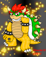 Bowser 2013 by Silverfur15