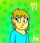 Gift - Meg by Silverfur15