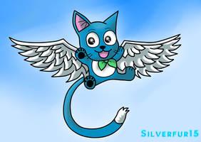 Happy by Silverfur15