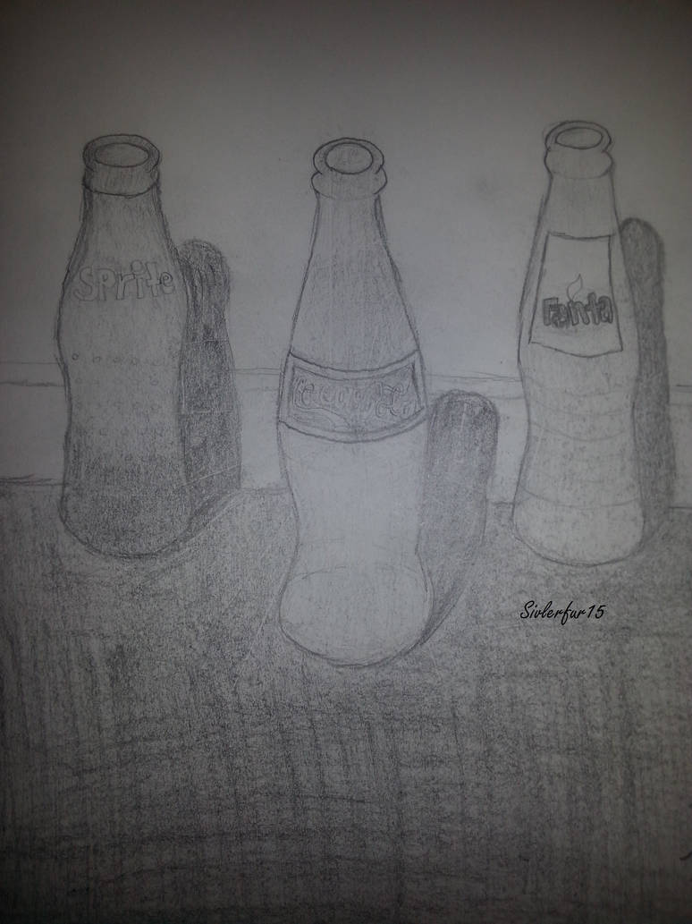 Soda Anyone by Silverfur15