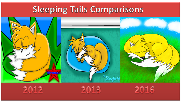 Sleeping Tails Comparisons
