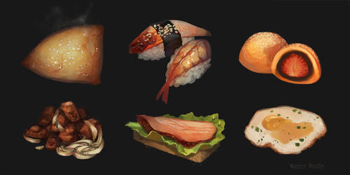 Some food
