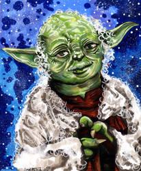 Jedi Master Yoda by PeaceMakerSama