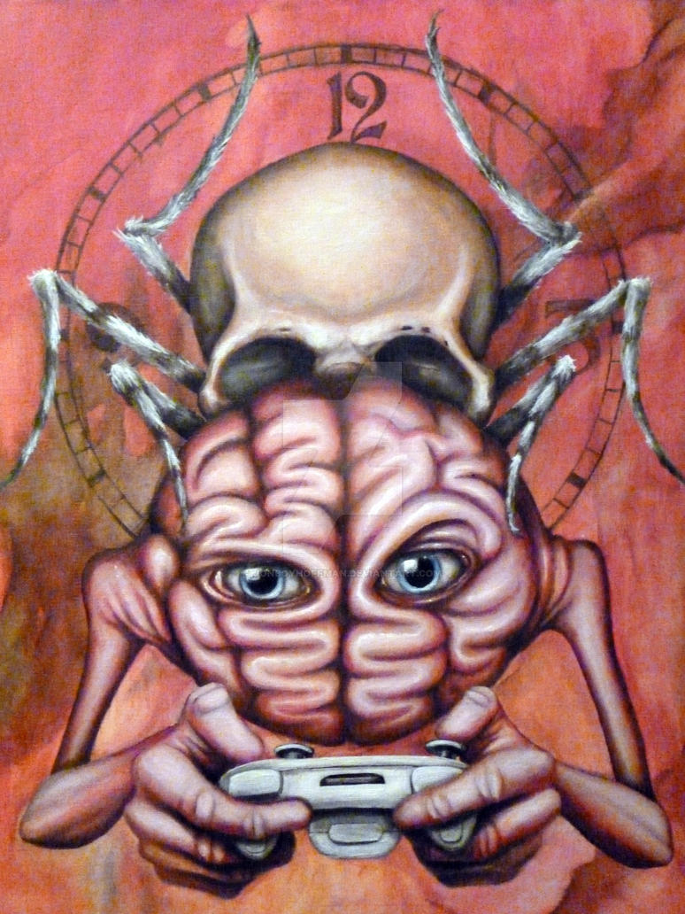 Gamer by Jonboyhoffman