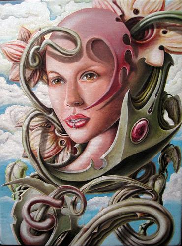 Manifestation of Beauty by Jonboyhoffman