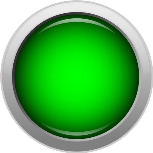 Round glossy green button by fbouly on DeviantArt